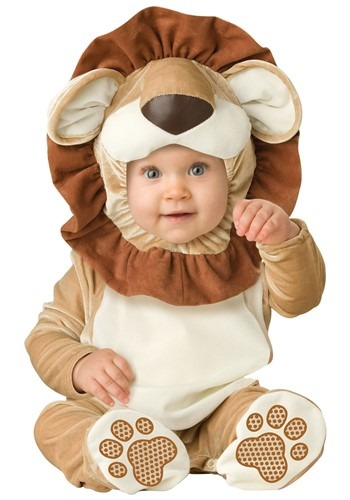 Click Here to buy Baby Lovable Lion Costume from HalloweenCostumes, CDN Funds & Shipping