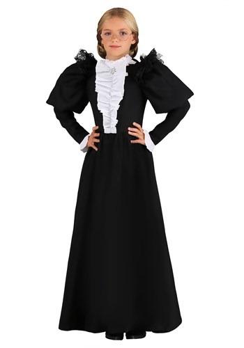 Girl's Susan B. Anthony Costume