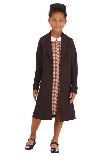 Click Here to buy Rosa Parks Girls Costume | Historical Costumes from HalloweenCostumes, CDN Funds & Shipping