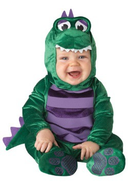 Infant Dinosaur Costume