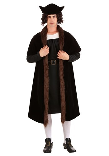 Click Here to buy Christopher Columbus Mens Costume from HalloweenCostumes, CDN Funds & Shipping