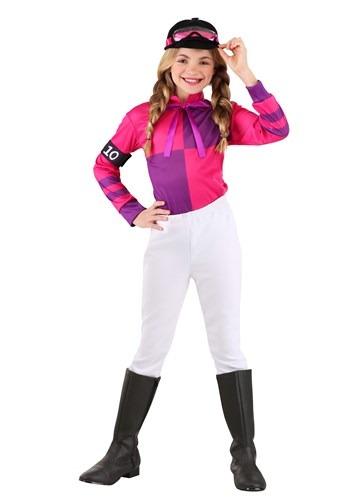 Girls-Jockey Costume