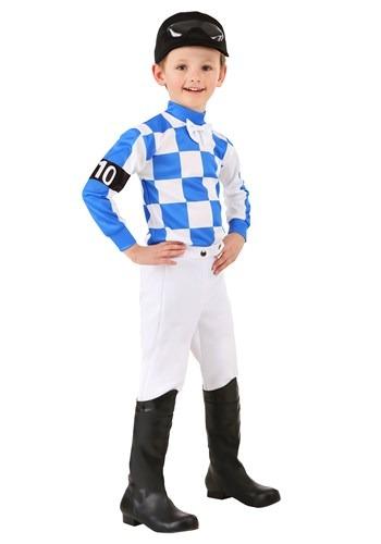 Toddler Jockey Costume for Boys