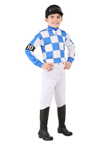 Jockey Boys Costume