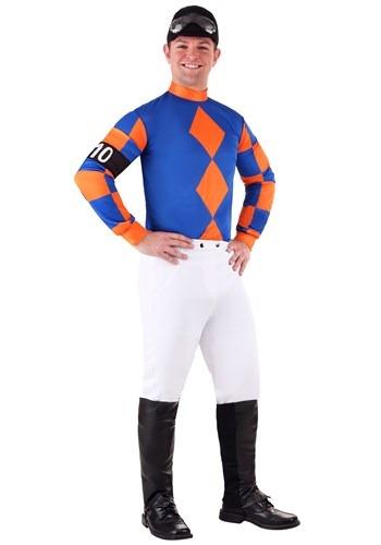Plus Size Kentucky Derby Jockey Costume