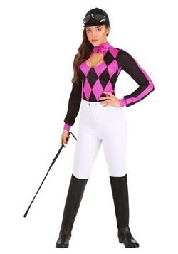 Women's Sexy Jockey Costume