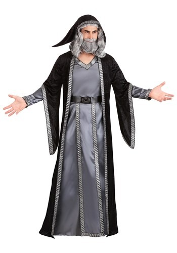 Dark Wizard Deluxe Costume