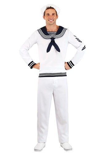 Deckhand Sailor Costume for Men