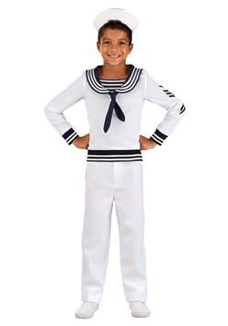 Boy's Deckhand Sailor Costume