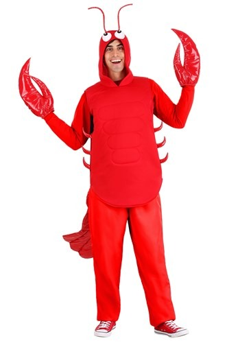 Fresh Lobster Adult Size Costume