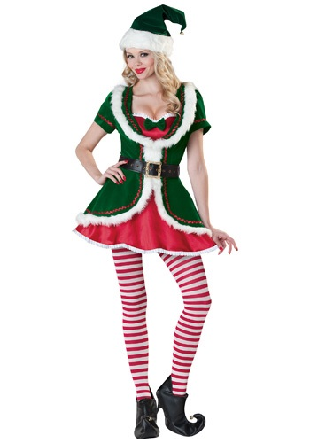 Click Here to buy Holiday Honey Costume from HalloweenCostumes, CDN Funds & Shipping