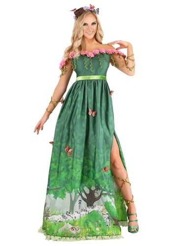 Mother Nature Costume for Women