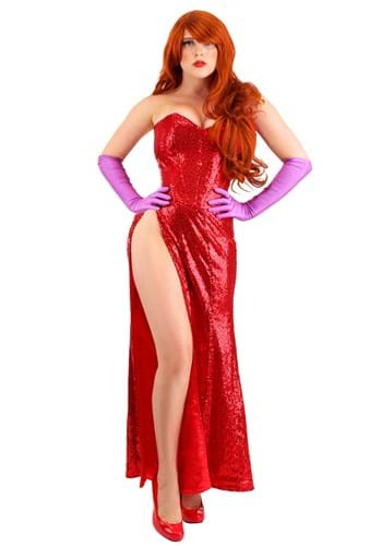 Click Here to buy Scarlet Singer Womens Costume from HalloweenCostumes, CDN Funds & Shipping