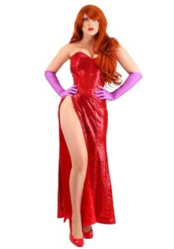 Plus Size Scarlet Singer Costume for Women