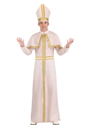 Pious Pope Mens Costume