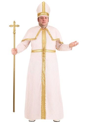 Plus Size Men's Pious Pope Costume