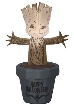 Guardians of the Galaxy Inflatable Baby Groot in Pot