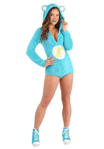 Click Here to buy Womens Wish Bear Romper Costume from HalloweenCostumes, CDN Funds & Shipping