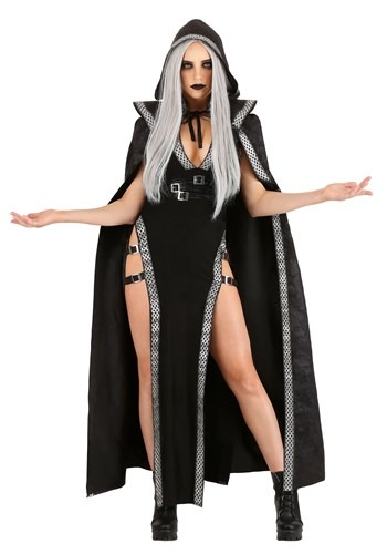 Urban Warlock Womans Costume