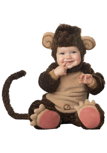 Click Here to buy Lil Monkey Costume from HalloweenCostumes, CDN Funds & Shipping