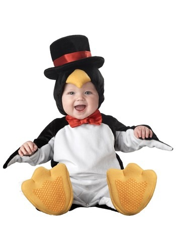 Click Here to buy Baby Penguin Costume from HalloweenCostumes, CDN Funds & Shipping