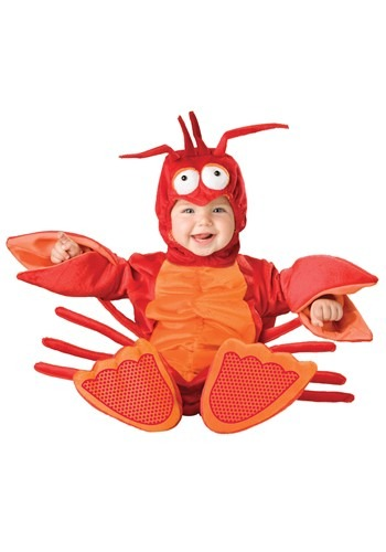 Click Here to buy Baby Lobster Costume from HalloweenCostumes, CDN Funds & Shipping
