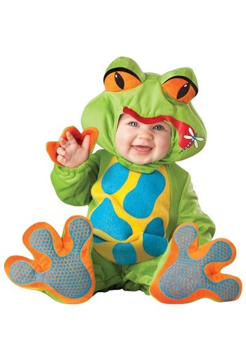 Baby Lil Froggy Costume