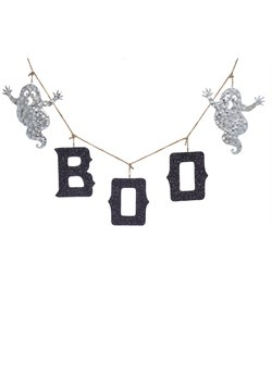 "52"" Metal Boo Garland"