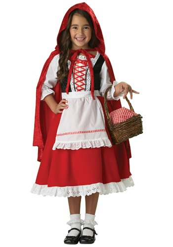 Click Here to buy Traditional Little Red Riding Hood Costume from HalloweenCostumes, CDN Funds & Shipping