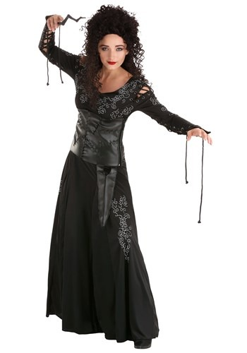 Womens Harry Potter Bellatrix Lestrange Plus Size Costume
