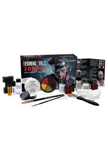 Zombie All-Pro Resident Evil 2 Makeup Kit