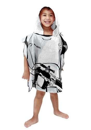 Star Wars Hooded Stormtrooper Costume Poncho