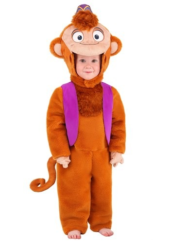 Aladdin Abu Deluxe Costume for Toddlers