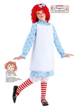 Kid's Exclusive Raggedy Ann Costume