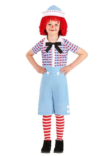 Raggedy Andy Costume for Toddlers