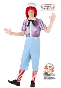 Men's Raggedy Andy Costume