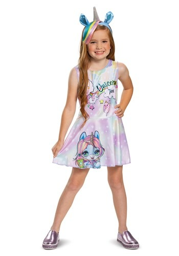 Poopsie Slime Surprise Dazzle Darling Classic Costume for Girls