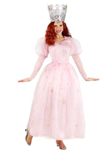 Click Here to buy Womens Wizard of Oz Glinda Costume from HalloweenCostumes, CDN Funds & Shipping