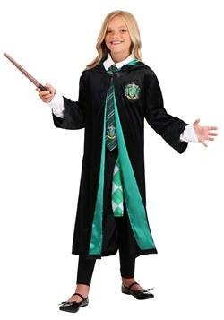 Harry Potter Child Deluxe Slytherin Robe