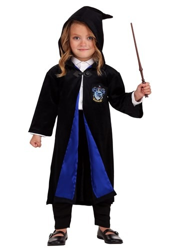 Kids Harry Potter Deluxe Ravenclaw Robe