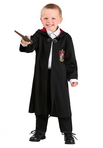 Harry Potter Toddler Gryffindor Robe
