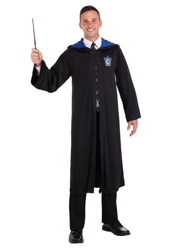 Click Here to buy Harry Potter Kids Ravenclaw Robe from HalloweenCostumes, CDN Funds & Shipping
