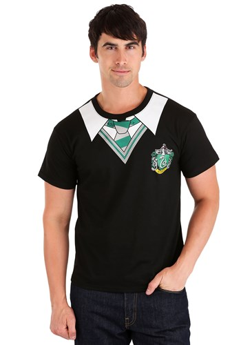 Harry Potter Plus Size Adult Slytherin Costume T-Shirt