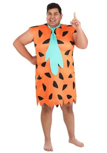 Flintstones Plus Size Adult Fred Flintstone Costume