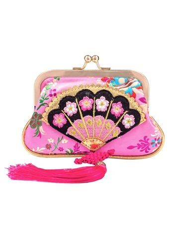 Irregular Choice Disney Princess- Mulan Purse Costume Accessory