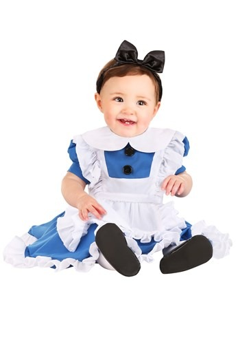 Wonderland Alice Infant Costume