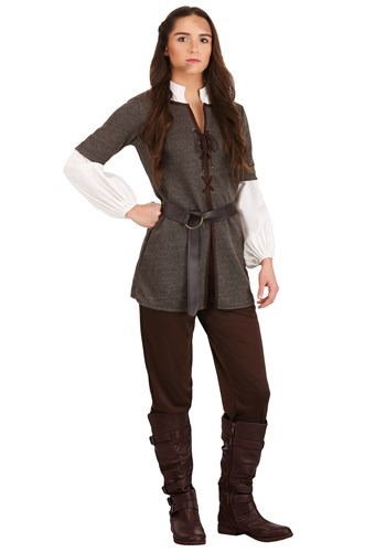 Click Here to buy Womens Renaissance Peasant Costume from HalloweenCostumes, CDN Funds & Shipping