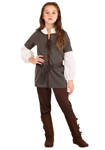 Click Here to buy Girls Renaissance Peasant Costume from HalloweenCostumes, CDN Funds & Shipping