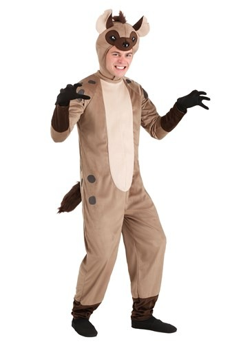 Hyena Costume for Adults
