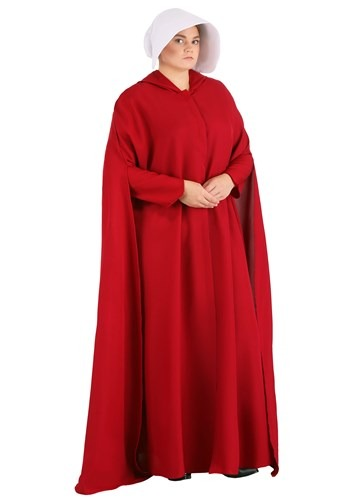 Plus Size Handmaids Tale Costume for Women